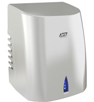 Acheter Seche main air pulse copt air JVD gris métal