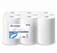 Acheter Papier toilette Lucart blanc L One mini 180 colis de 12