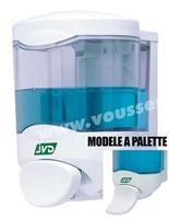 Acheter Distributeur de savon liquide JVD 450ml crystal II