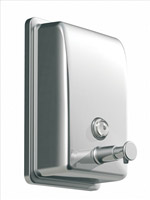 Acheter Distributeur de savon liquide inox 450 ml