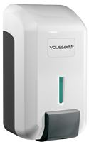 Acheter Distributeur savon gel JVD Cleanline blanc