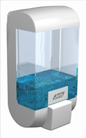 Acheter Distributeur de savon liquide vrac Rubis JVD blanc