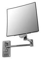 Acheter Miroir grossissant simple Eclips carré JVD