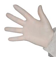Acheter Gant nitrile blanc jetable boite de 100