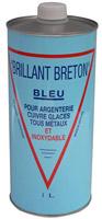 Acheter Brillant breton bleu nettoyant argenterie 1 L