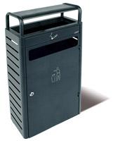 Acheter Cendrier exterieur 5,9 L poubelle 43 L JVD