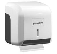Acheter Distributeur papier toilette plat et rouleau JVD mini