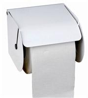 Acheter Distributeur papier toilette rouleaux métal blanc