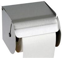 Acheter Distributeur papier toilette rouleaux JVD inox satinée