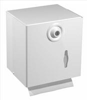 Acheter Distributeur papier toilette JVD mixte métal blanc