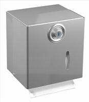 Acheter Distributeur papier toilette mixte inox satiné