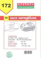 Acheter Sac aspirateur Karcher TSC 500 TSC 505