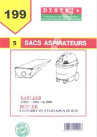 Acheter Sac aspirateur Karcher K2101 2101TE 2111 2301 4000+ 4000TE