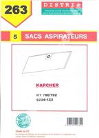 Acheter Sac aspirateur Karcher NT700 NT702
