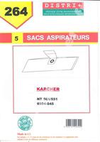 Acheter Sac aspirateur Karcher NT501 NT551