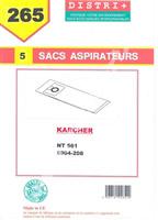 Acheter Sac aspirateur Karcher NT561/611 6904 208 T45/1 T55/1