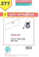 Acheter Sac aspirateur Karcher NT27/1 NT27ME