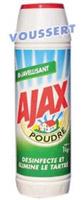 Acheter Ajax poudre récurante flacon 750 grs
