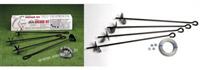 Acheter Kit d'ancrage sol meuble abri Arrow
