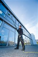 Acheter Kit entretien panneau solaire professionnel Unger carbone nLite 4.50