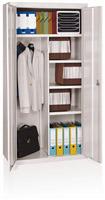Acheter Armoire metallique de bureau multifonction 2 portes