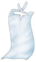 Acheter Bavoir jetable enfant bebe adulte avec poche colis de 600