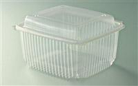 Acheter Barquette micro ondes à couvercle à charnière 2000 grs