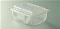 Acheter Barquette micro ondes à couvercle à charnière 750 grs colis de 400