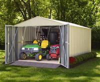 Acheter Abri de jardin metal Arrow CHD1015 acier galvanisé 13,8 m2