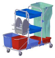 Acheter Chariot menage service Dit grandecapacité de stockage