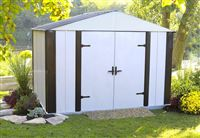 Acheter Abri de jardin metal Arrow  acier galvanisé 7,17 m2