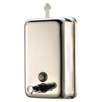 Acheter Distributeur de savon inox 1 L poussoir