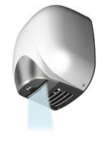 Acheter Seche main air pulse ultra rapide ABS blanc 1100 W