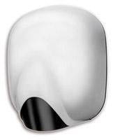 Acheter Seche main air pulse ultra rapide metal blanc 1100W