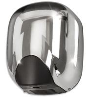 Acheter Seche main air pulse silencieux metal chrome 550 W