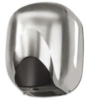 Acheter Seche main air pulse silencieux metal satine 550 W