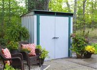 Acheter Abri de jardin metal Arrow  acier galvanisé 2,32 m2