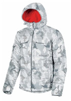 Acheter Anorak de travail hiver camouflage gris skyline