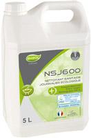 Acheter Nettoyant sanitaire Ecolabel 5 L