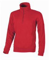 Acheter Gilet polaire de travail rouge hug