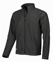 Acheter Veste polaire de travail noir warm