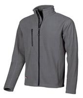 Acheter Veste polaire de travail gris warm