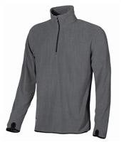 Acheter Pull micropolaire de travail gris artic