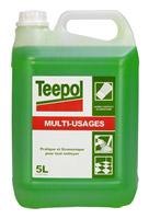 Acheter Teepol détergent multi usages 5 L