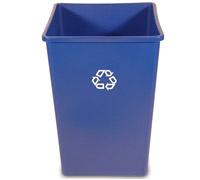 Acheter Bac interieur pour poubelle Rubbermaid Landmark bleu