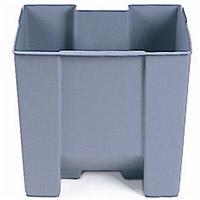 Acheter Bac rigide pour poubelle Rubbermaid 68L