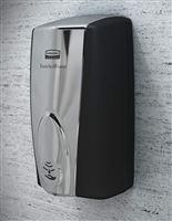 Acheter Distributeur savon Rubbermaid autofoam chrome et noir