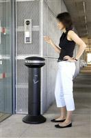 Acheter Cendrier exterieur collecteur cigarette Rubbermaid Infinity