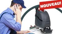 Acheter Mise en service matériel de nettoyage