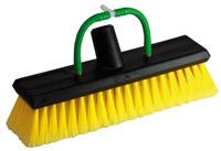 Acheter Brosse pour nettoyage panneaux solaires jaune Unger